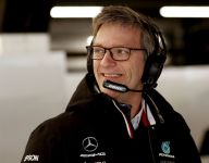 Allison becomes Mercedes CTO, replaced as TD by Elliott