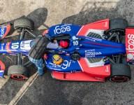 Pruett's slowdown lap: Barber edition