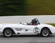 Corvette history represented well for 43rd HSR Mitty at Road Atlanta