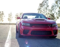 Dodge Charger SRT Hellcat Redeye Widebody track test: Red key vs black key