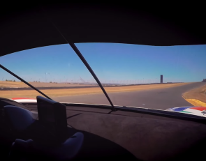 Video: A lap of Sonoma onboard a Ferrari 488 Challenge Evo