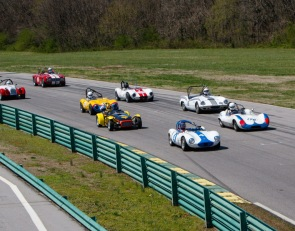 Photos: VDCA's 19th annual Wild Hare Run at VIR
