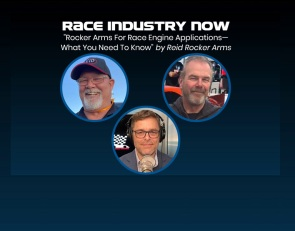 "Race Industry Now webinar: ""Rocker Arms For Race Engine Applications"""