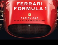 New book examines 70 years of Ferrari F1 cars