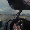 VR IndyCar run with Ed Jones at Sebring