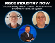 "Race Industry Now webinar: ""Understanding Modern Era fuel delivery systems"""