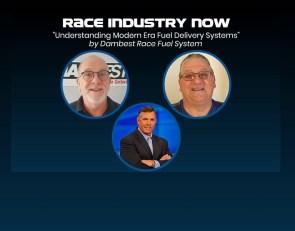 "Race Industry Now webinar: ""Understanding Modern Era fuel delivery systems"""