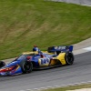 Rossi tops second Barber IndyCar practice