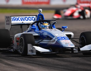 Kirkwood leads Andretti Indy Lights 1-2 on the streets of St Petersburg