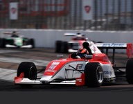 Eves breezes to Indy Pro 2000 Race 1 win at St Pete
