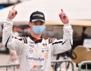 Eves dominates on his Indy Pro 2000 return at Barber
