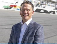 Daytona International Speedway appoints Kelleher as track president