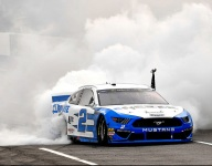 Keselowski eager to build on past Martinsville success
