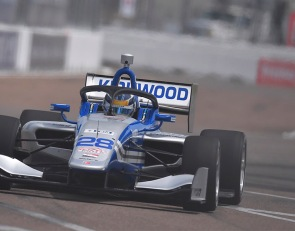 Five different Road to Indy pole winners in St Petersburg