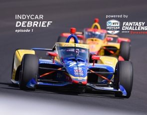 Watch RACER's INDYCAR Debrief powered by INDYCAR Fantasy Challenge, episode 1