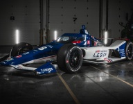 Chip Ganassi Racing reveals American Legion Indy 500 livery