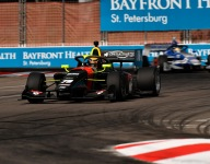 Malukas holds off Kirkwood for Indy Lights Race 2 win