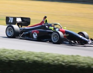 Malukas leads as Road to Indy Spring Training concludes