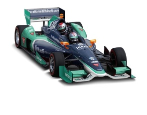 Mario Andretti, IndyCar two-seater return with Ruoff Mortgage backing