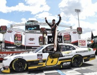 Earnhardt Jr taking another look at a Cup future for JRM