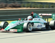 Sulaiman, Brooks fastest in Road to Indy Spring Training