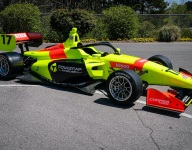 DeFrancesco lands PowerTap backing for Andretti Lights campaign