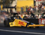 NHRA reschedules Pomona for July, Seattle cancelled