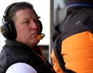 Brown wants rules encouraging teams to give Herta and O'Ward a shot at F1