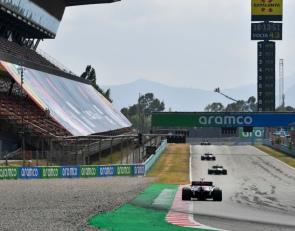 Drivers wary of new Barcelona corner