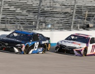 Truex to lead Dover field
