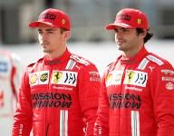 Sainz's pace offers lessons for Leclerc