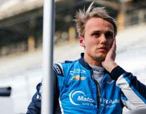 Chilton sidelined for Indy GP