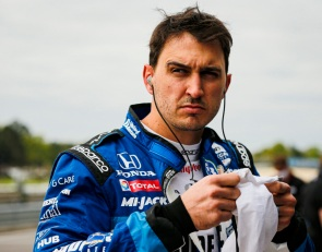 Rahal hits back on Harvey, Shank 'lack of respect' claims