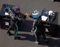 Bottas says pole a sign of progress under pressure