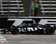 Bourdais crashes out early after contact from Newgarden at Texas