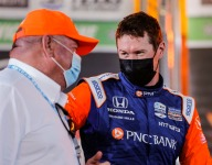 Dixon, Ganassi counter the IndyCar 'youth movement' hype