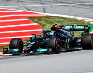 Bottas leads opening Spanish GP practice