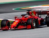 Ferrari believes it has third-quickest car after Barcelona progress