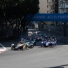 Last-lap pass wins Monaco E-Prix for da Costa