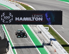 'Crazy' 100th pole reminds Hamilton of his first