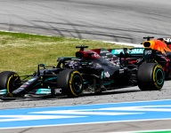 Hamilton overhauls Verstappen for Spanish GP win