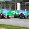 'I learned a lot about Max today' - Hamilton