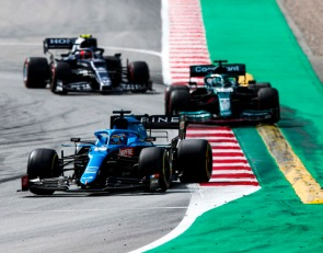 Alonso finds more areas to exploit Alpine performance