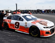Elliott, Almirola sent to the back for Darlington start