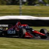 Montoya's IndyCar return off to a rough start at Indy GP