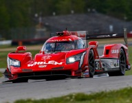 Derani tops opening IMSA practice at Mid-Ohio