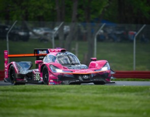 Cameron puts MSR Acura on top in second Mid-Ohio practice