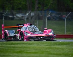 Cameron puts MSR Acura on top in second Mid-Ohio practice