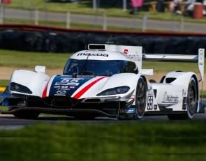 Tincknell takes Mid-Ohio pole for Mazda