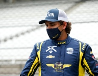 Enerson looks ahead after missing Indy field